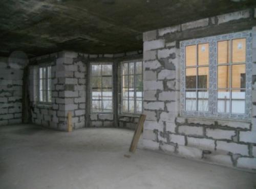 Из чего проще построить дом своими руками. Дом из камня