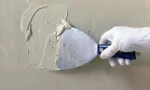 Сколько сохнет гипсовая штукатурка на стенах в помещении. Время для высыхания гипсового материала