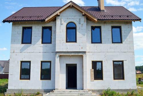Строительство дома из блоков своими руками. Почему застройщики все чаще строят дома из блоков?