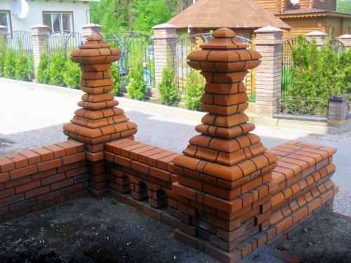 Этапы строительства домов из кирпича. Технология строительства дома из кирпича