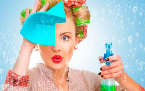 Народные средства для мытья окон. Основные правила мытья окон