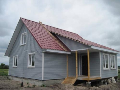 Как построить недорого дом самому. Способы экономии