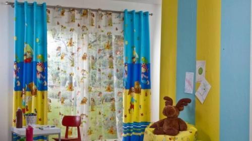 Занавески для детской комнаты для мальчика. Как выбрать шторы в детскую комнату для мальчика?
