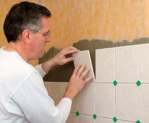 Замена напольной плитки в ванной. Как поменять плитку в ванной своими руками