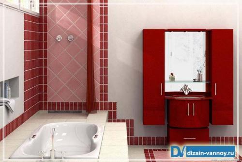 Размещение ванной в ванной комнате. Секреты правильной расстановки мебели в ванной комнате