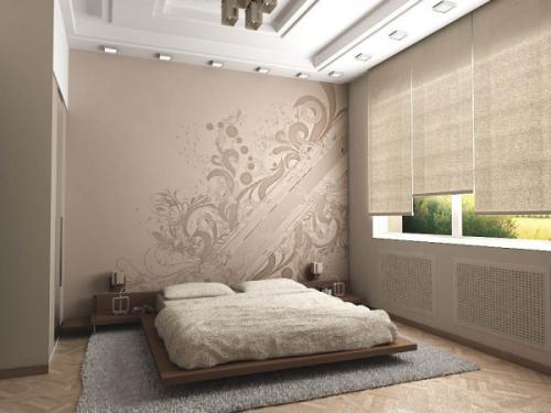 Как подобрать обои для спальни. Обои и стиль интерьера