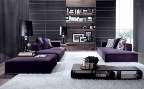 Дизайн квартиры в серых тонах современный стиль. Оттенки серого в одежде и интерьере