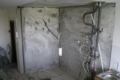 Перепланировка 3-х комнатной квартиры в панельном доме чешка. Планируйте с осторожностью