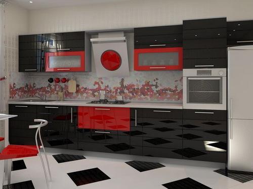 Как на кухне поставить стол. №1. Как расставить мебель на кухне?