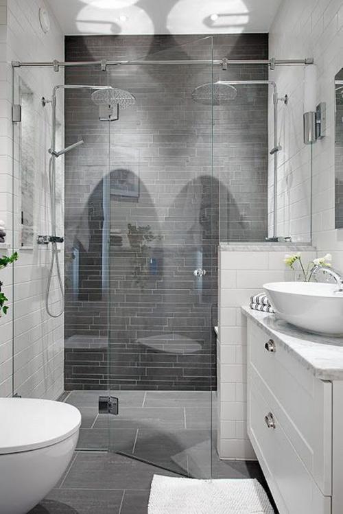 Планировка маленькой ванной комнаты. Дизайн маленькой ванной комнаты
