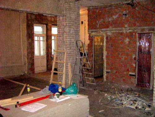 План 3 комнатной квартиры. С чего начать