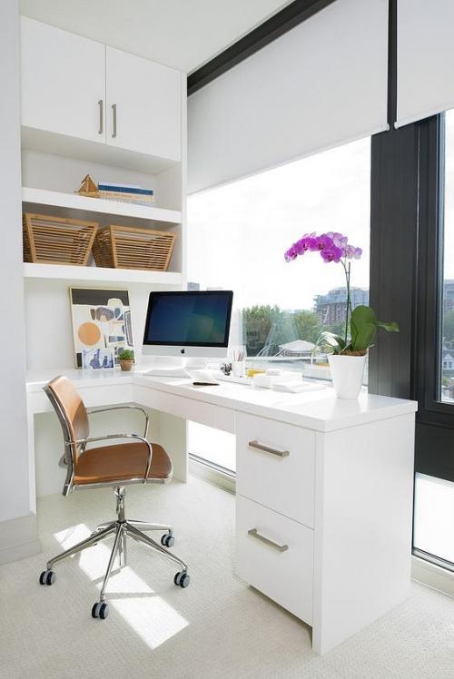 Как обустроить рабочее место. 50 идей организации рабочего места дома