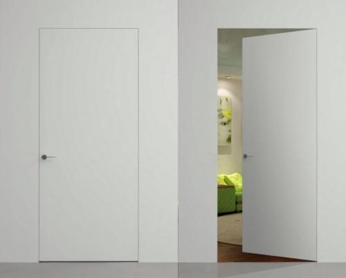 Как спрятать щиток в прихожей. Скрытые двери-невидимки, замаскированные под стену или шкаф