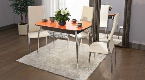 Стандарт кухонного стола. Размеры кухонного стола