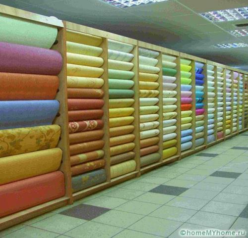 Материалы для внутренней отделки стен. Классификация материалов и их свойства