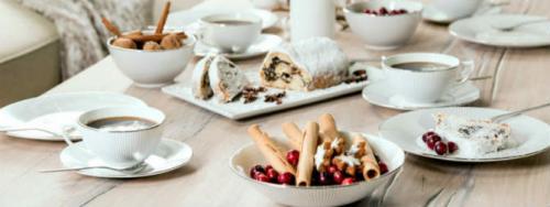 Кофейные и чайные пары. История «чайных кружков» в Европе
