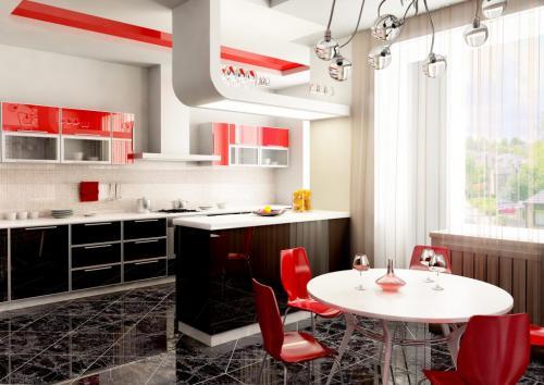 С каким цветом сочетается коричневый в интерьере кухни. Сочетание цветов в интерьере кухни –, какого цвета должна быть кухня