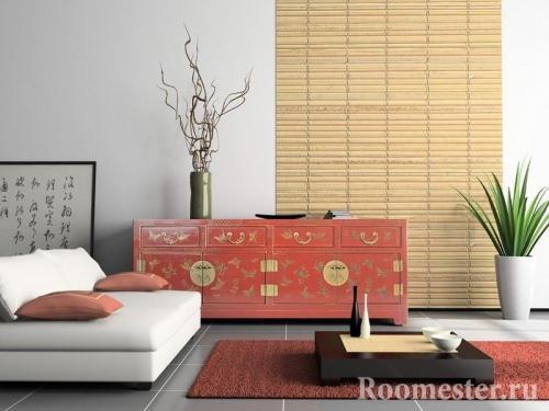 Дизайн комнаты в стиле японском. Происхождение стиля