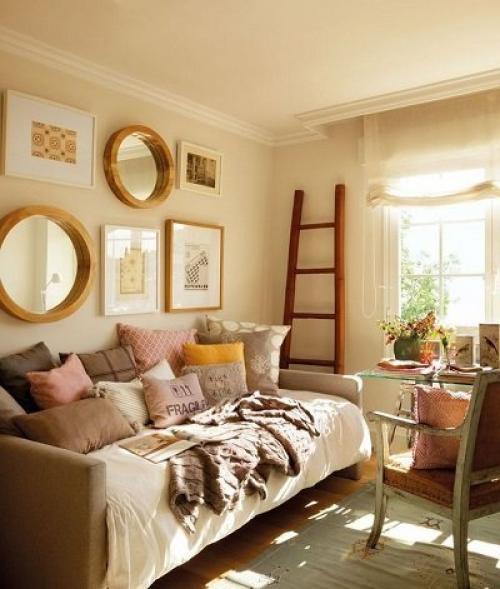 Как в квартире сделать уют. Как сделать квартиру уютной и красивой и с чего начать