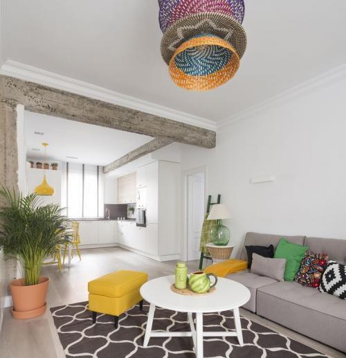 Лучшие дизайн студии дизайн интерьеров. Цветовые решения маленькой квартиры