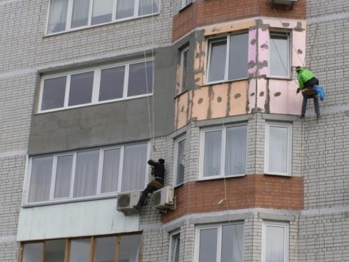 Утепление балкона пеноплексом. Утепление лоджии пеноплексом снаружи