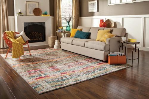 Какие ковры в моде сейчас. Какой ковер в гостиную выбрать в 2019? [модные тенденции]