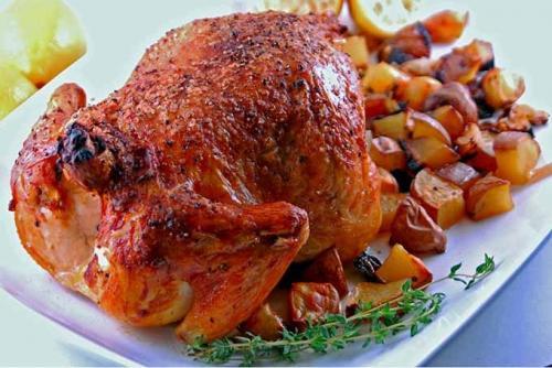Курица с хрустящей корочкой. Как сделать куриную корочку хрустящей