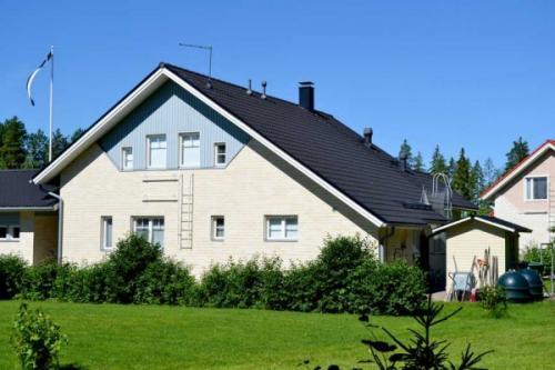 Скандинавский стиль фасад дома. Особенности скандинавского стиля оформления