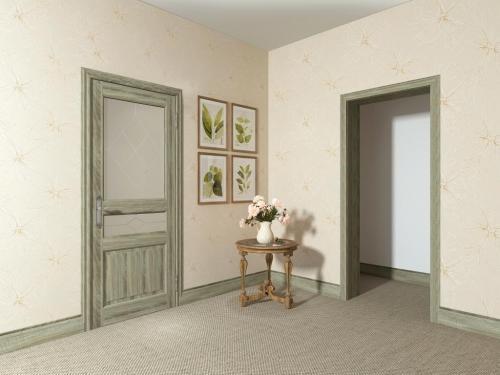 Плинтус в цвет стен. Как должны сочетаться плинтус и пол в интерьере [7 советов от дизайнера]