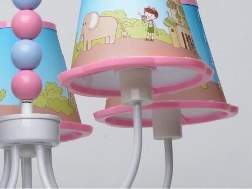 Освещение для детской комнаты. Безопасность и функциональность