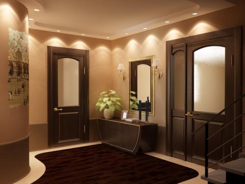 Освещение в маленькой прихожей. Варианты освещения в прихожей и коридоре (подборка фото)