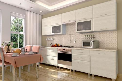 Что практичнее глянцевая или матовая кухня. Кухонные гарнитуры с матовой поверхностью