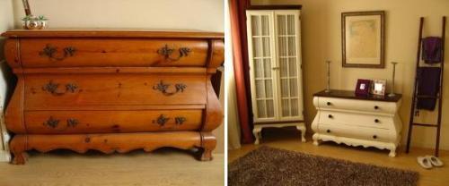 Как покрасить мебель из лдсп. Как обновить старую мебель — покраска мебели