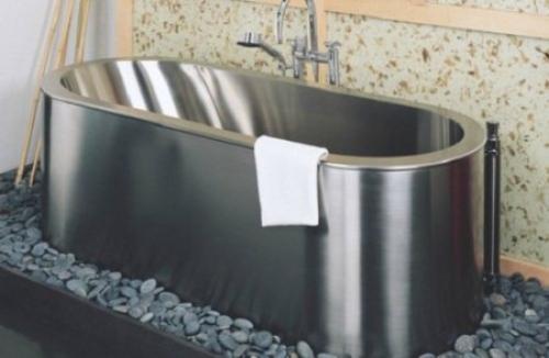 Как правильно выбрать ванную в ванную комнату. Сталь – дешево и сердито