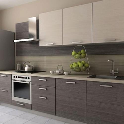 Какие фасады для кухни лучше глянцевые или матовые. Откуда берется выбор?