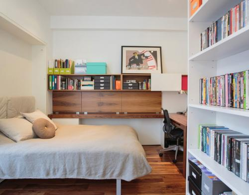 Гостиная спальня в одной комнате. Что учесть