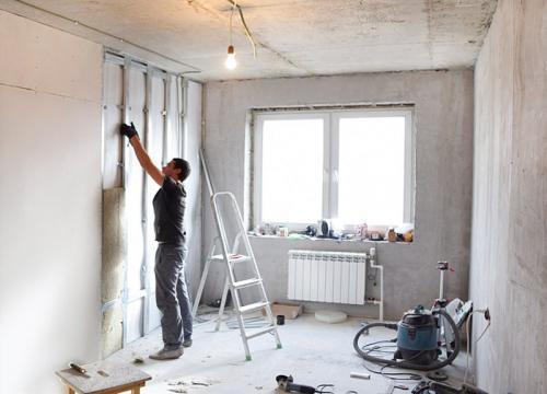 Квартире ремонт начало в. Кому доверить ремонт квартиры?