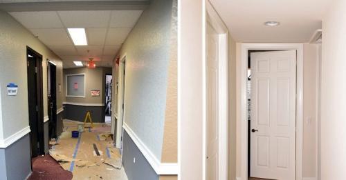 Как расширить узкий коридор визуально. Дизайн коридора в квартире Сегодня мы расскажем, как расширить узкий коридор. 8 советов от опытного архитектора!