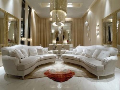 Два дивана в гостиной. Комната для приема гостей с двумя диванчиками – требования к помещению