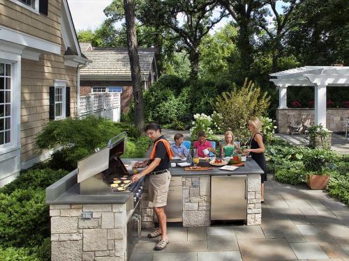 Дизайн двора частного дома своими руками. Как обустроить двор частного дома стильно, бюджетно и функционально — 120+ фото лучших идей