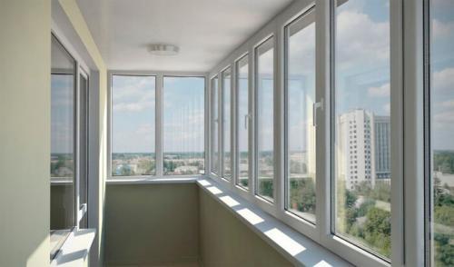 Балконные рамы, какие лучше. Пластиковые