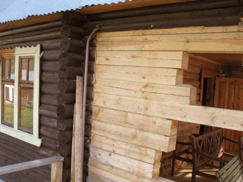 Ремонт деревянного дома своими руками внутри. Ремонт стен