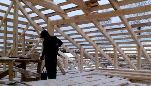 Вальмовая крыша преимущества и недостатки. Конструкция вальмовой крыши