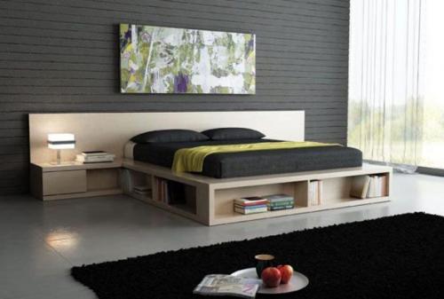 Подиум вместо кровати. Кровать-подиум. Фото, советы, идеи для вашего дома