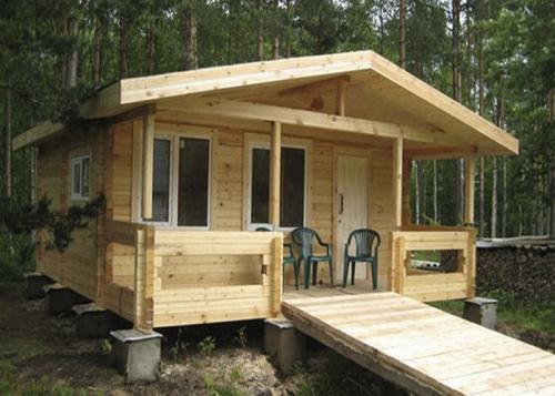 Устройство фундамента своими руками под деревянный дом. Виды фундаментов под дом