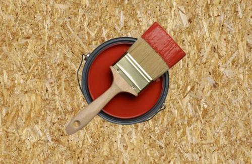 Краска для осб наружная. Чем и как покрасить ОСБ: выбираем надёжную краску и метод покрытия (Фото  Видео) +Отзывы