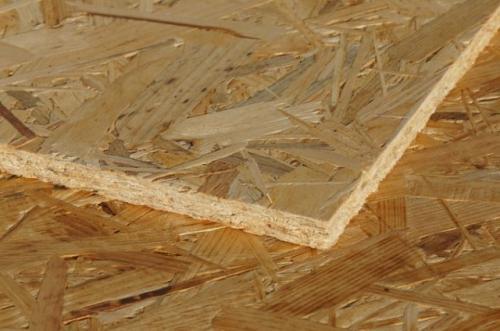 Какой толщины ОСБ лучше на пол. Плиты на пол: особенности изделий и использование материала