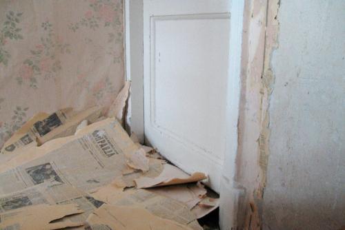 Советы по ремонту стен. План работ