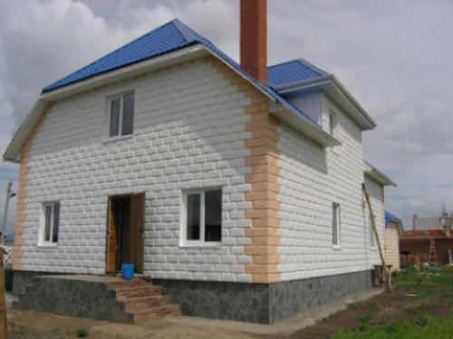 Толщина стен из пеноблоков для дома. Оптимальная толщина стен из пеноблоков при строительстве дома