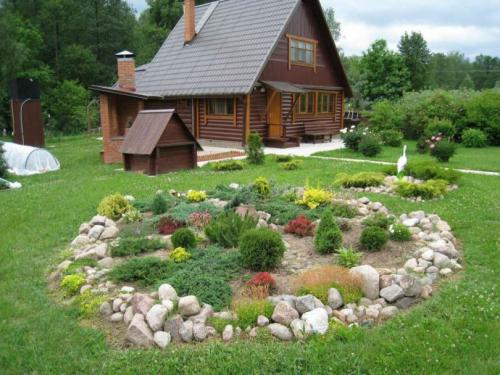 Дизайн маленького садового участка своими руками. Лучшие идеи для дачи — дизайнерские идеи для дачи и правила обустройства дачного участка 105 фото